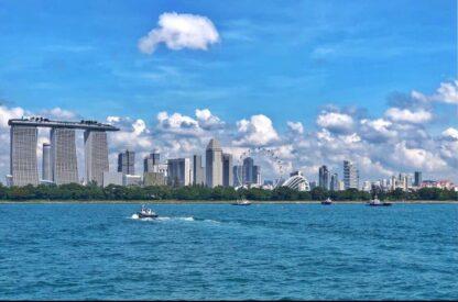Sindo Ferry - Marina South Coast