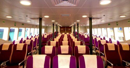Sindo Ferry - MV Queen Star 5