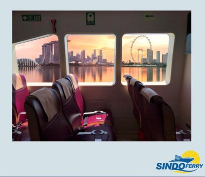Sindo Ferry - Singapore Sunset Voyage