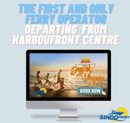 Sindo Ferry - Singapore Sunset Voyage