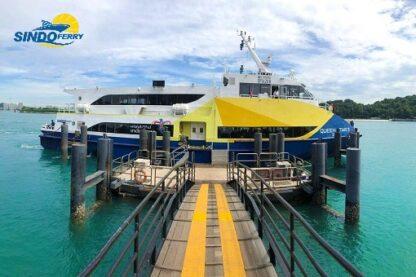 Sindo Ferry - St Johns Island