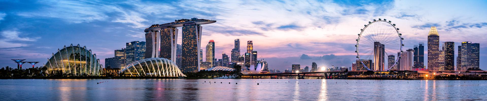Singapore Sunset Voyage