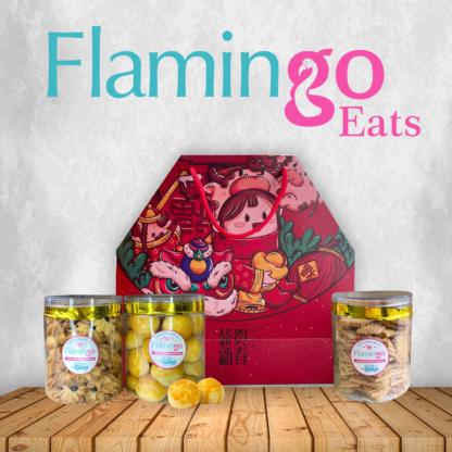 Flamingo - CNY hampers