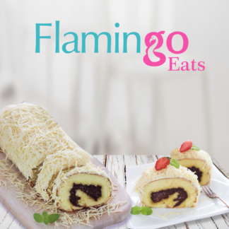 Flamingo-Ovaltine-Swissroll-by-Mr-Ong-Bakery