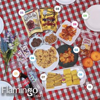 Flamingo - Picnic Essentials