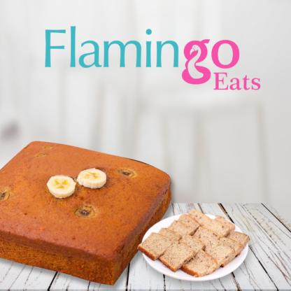 Flamingo - Banana Cake