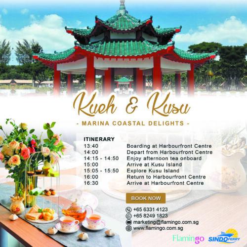 Flamingo Travel - Kueh and Kusu