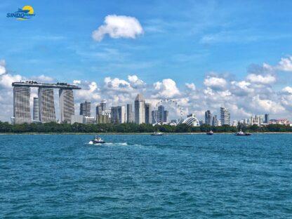 Sindo Ferry - Marina Cruise